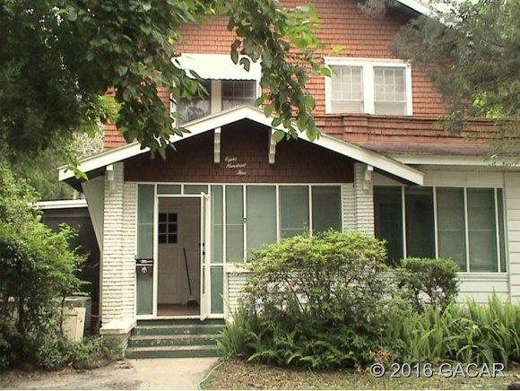 Apartment For Rent In 805 NE 2nd Street 1 Gainesville FL